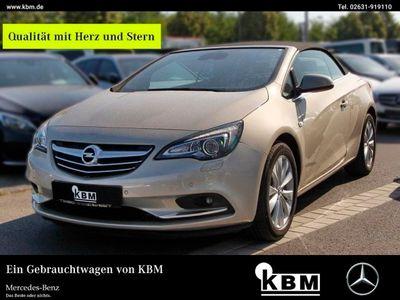 gebraucht Opel Cascada 2.0 CDTI INNOVATION °NAV°PTS°SHZ°Bi-XE°