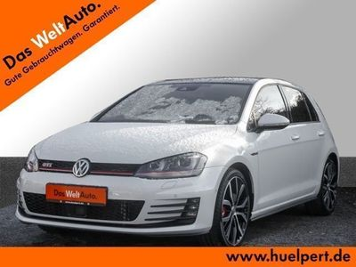 gebraucht VW Golf VII GTI Performance Leder NaviPro Pano