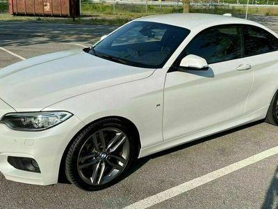gebraucht BMW 228 i Coupé - M-Sportpaket, Sport-Autom...