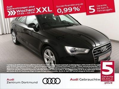 gebraucht Audi A3 Limousine Ambition 2.0 TDI (Navi Xenon Leder Einpa
