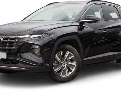 gebraucht Hyundai Tucson Tucson1.6 T-GDI Select Hybrid LED NAVI SHZ