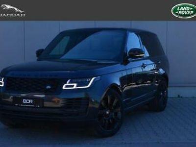 gebraucht Land Rover Range Rover 4.4 SDV8 Vogue UPE 139.155,- EUR