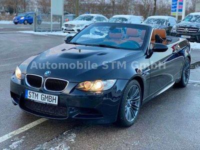 gebraucht BMW M3 Cabriolet DKG 1.HAND UNFALLFREI DAB H&K TV