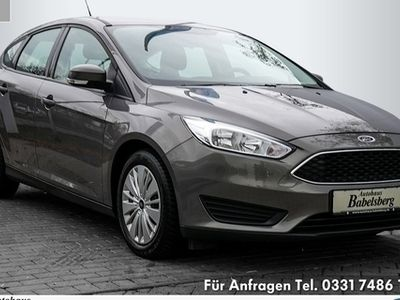 käytetty Ford Focus 1.0 EcoBoost Trend Start/Stopp USB PDC EU6