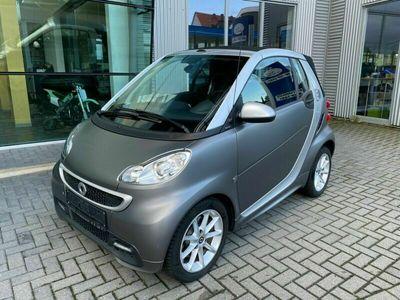 gebraucht Smart ForTwo Electric Drive cabrio Navi Leder