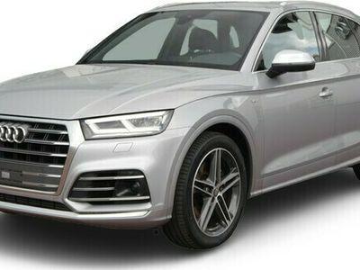 gebraucht Audi SQ5 SQ53.0 TFSI Q Tip Luft Matrix ACC Kessy Navi