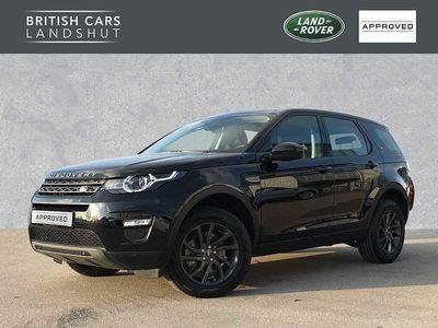 gebraucht Land Rover Discovery Sport 2.0l TD4 SE/18 Zoll SatinDarkGr