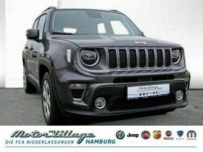 gebraucht Jeep Renegade 1.3 l T-GDI MY19 Limited 150PS 4x2