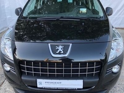gebraucht Peugeot 3008 1.6 HDi FAP 115 Active, Head-Up, Panoramadach