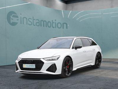 gebraucht Audi RS6 RS6Avant Keramik RS-AGA 22 Pano HuD 305 km/h