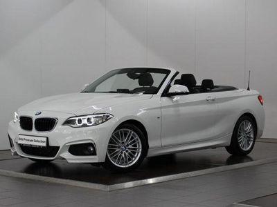 gebraucht BMW 218 dA Cabrio