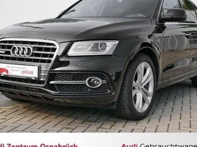 käytetty Audi SQ5 3.0 TDI quattro tiptronic AHK RFK Navi-Plus