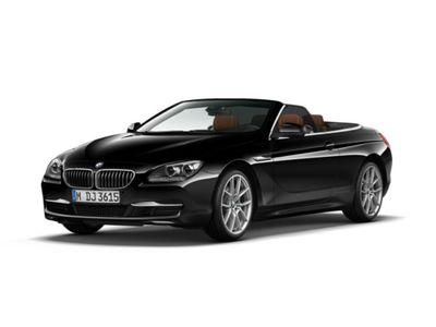 käytetty BMW 640 Cabriolet d xDrive