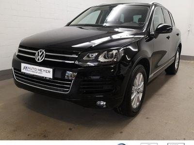 gebraucht VW Touareg V8 TDI Xenon Navi Standheizung
