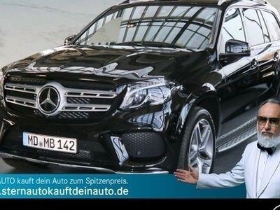 gebraucht Mercedes GLS350 4M 9G Standheiz. COMAND ILS 360 Dist.+