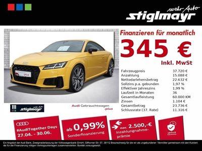 gebraucht Audi TT Coupé 45 TFSI quattro 180 kW (245 PS) S tronic