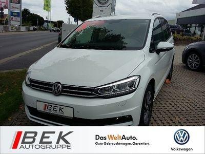 gebraucht VW Touran Comfortline 1.4 TSI Sound LED, NAVI, ACC, BLUETOOTH KLIMA ALU