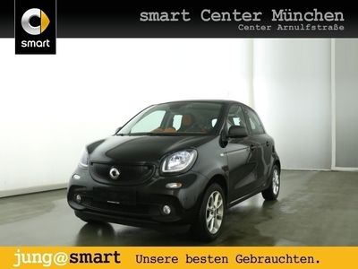 gebraucht Smart ForFour 66kW passion DCT cool&Media SHZ Pano LED