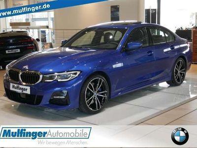 """gebraucht BMW 330 d Limousine M Sport AHK Laser HUD 19"""" DriAsProf"""