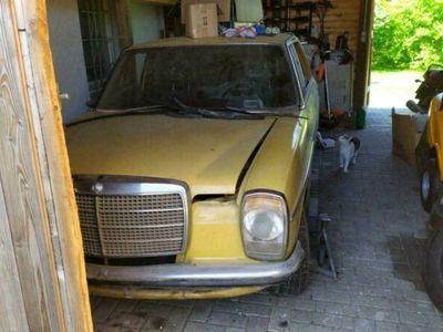 gebraucht Mercedes W115 Mercedes, Strichacht, 200D