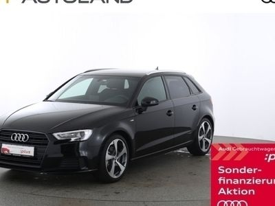 gebraucht Audi A3 Sportback 35 TFSI S tronic sport S line NAVI