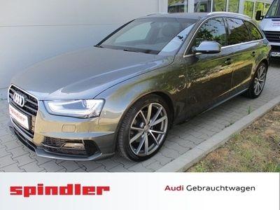 gebraucht Audi A4 Avant 2.0 TDI qu. S-Line Sport Edition - 1.Hd AHK