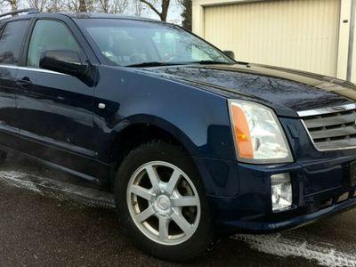 gebraucht Cadillac SRX 4.6 V8 AWD Sport Luxury VOLL