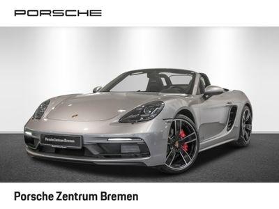 gebraucht Porsche 718 Boxster BoxsterGTS 2.5 LED Navi Rückfahrkam. BOSE