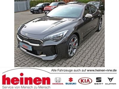 gebraucht Kia Stinger 3.3 T GT NAVI HEAD-UP LEDER PANORAMA