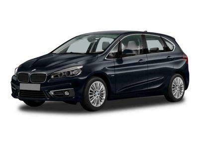 gebraucht BMW 218 d Luxury Line LED Navi Kamera SHZ RFK Shz