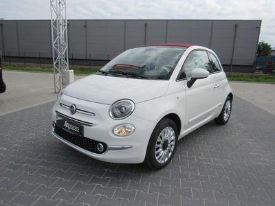 gebraucht Fiat 500C mta+faltdach+klima+apple+fse