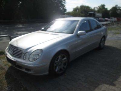 gebraucht Mercedes E500 E-Klasse Lim. (BM 211)