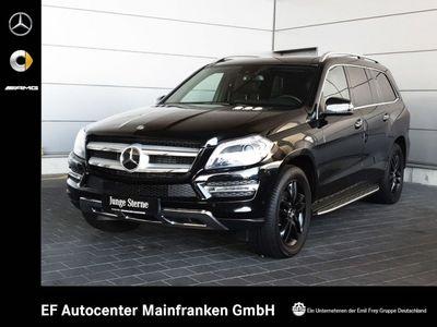 gebraucht Mercedes GL350 BT 4M+ActiveCurve+HiFi+4xSHZ+Standhz+DISTRO