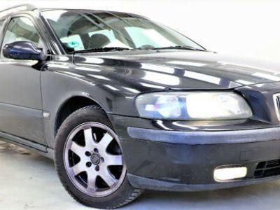 gebraucht Volvo V70 V70Kombi 2.4 D 130 PS AUTOMATIK Tempomat