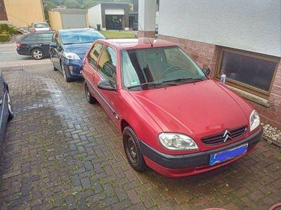 gebraucht Citroën Saxo 1.1 Tonic