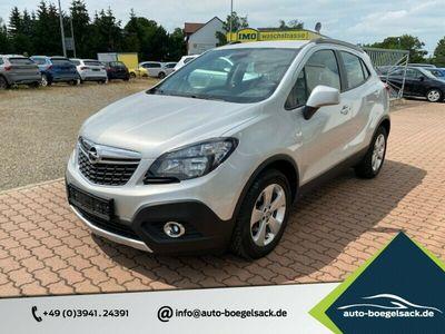 gebraucht Opel Mokka Edition ecoFlex 4x4 AHK+PDCvo-hi+BLUETOOTH