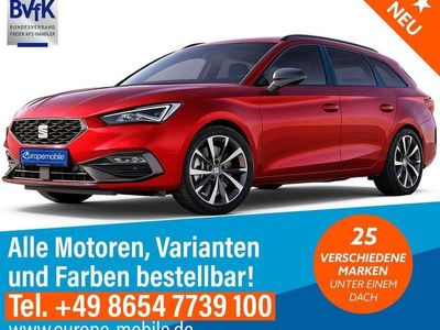 gebraucht Seat Leon ST Sportstourer FR (D4) 1.5 eTSI ACT DSG 150