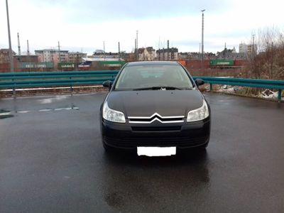 gebraucht Citroën C4 Coupe 1.4 16 mitt klima tkm 112.000