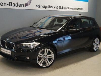 gebraucht BMW 116 d Advantage Navi Business PDC Sitzhzg LM-Räde