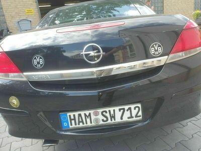 gebraucht Opel Astra Cabriolet 1.6 16V