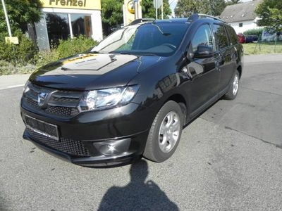gebraucht Dacia Logan MCV ABS Fahrerairbag Prestige Klima PDC