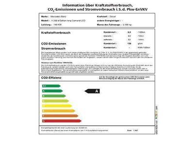 gebraucht Mercedes V250 d Edition lang Comand LED