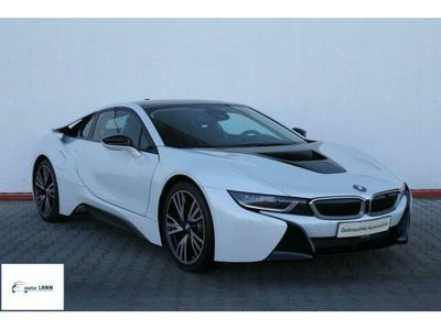 gebraucht BMW i8 Coupé Plug-In Hybrid Akzent Frozen Grey TOP