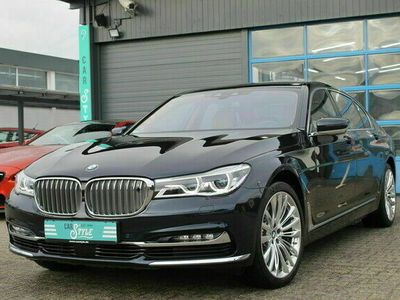 gebraucht BMW M760 LI V12 Excellence Fond Entertain.TV Kühlbox