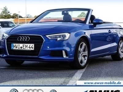 gebraucht Audi A3 Cabriolet sport Connectivity-Paket Bluetooth