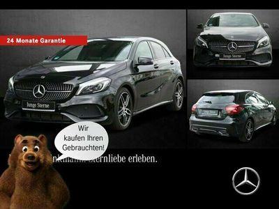 gebraucht Mercedes A180 PEAK AMG-LINE/NIGHT/NAVI/LED/PARKTRONIC