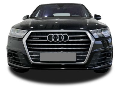 gebraucht Audi Q7 3.0 TDI 4M quattro S-line Euro 6, MMI Navi Plus