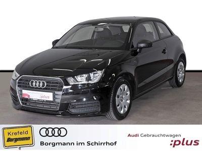 gebraucht Audi A1 1.0 TFSI ultra Komfortpaket GRA Klima