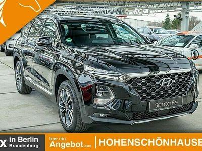gebraucht Hyundai Santa Fe SEVEN 2,2 CRDi 4WD 8AT Premium Navi