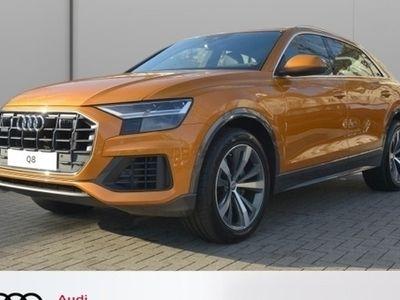 gebraucht Audi Q8 50 TDI quattro tiptronic Navi Leder LED Standheiz